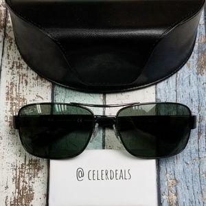 Ray Ban RB3522 004/9A Metal Pol. Sunglasses/VIE547